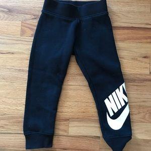 Girls Nike Sweat Pants